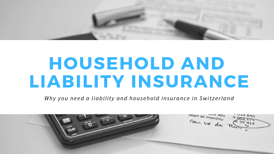 Liability and household insurance Blog