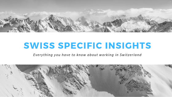 Swiss Specifics Blog